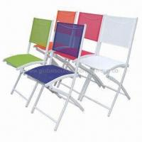 Folding Chairs/Bistro Set, Rafa Lin Cloth Fabric Manufactures