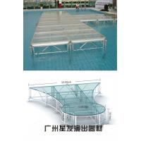 Aluminum acrylic Stage , Catwalk Adjustable Alumimum Stagefor Fashion Show Manufactures