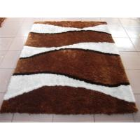 Wave Classic Design Very Soft Polyester Shaggy Carpet Manufactures