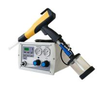Good price Lab test portable powder coating cup gun system for industrial JH-606C Manufactures