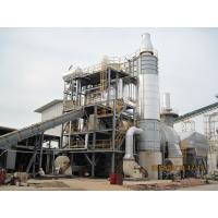 High Efficiency Biomass Energy Plant  Reliable Operation Hot Air / Thermal Oil Output Manufactures