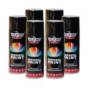 China Good Adhesiveness Aerosol Spray Paint 300ML Liquid Coating 5 Minutes Surface Dry Time on sale