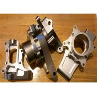 High Strength Custom Titanium Machining Grade 5 Cnc Milling Components Manufactures