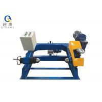China Electric Automatic Cable Coiling Machine Spool Winding Machine Compact Structure on sale