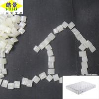 WaterproofHot Melt Glue Granules High Adhesive Strength For Spring Mattress Manufactures