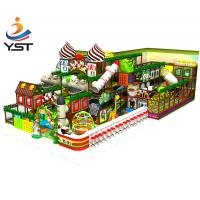 Anti UV Soft Play Area Equipment , Durable Kids Indoor Play Equipment Manufactures