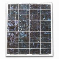 Polysilicone Solar Module with 3% Power Tolerance and 156 x 156mm Cell Manufactures