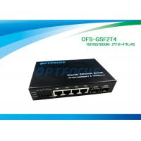 Buy cheap Ethernet 12 Gigabit Fiber Optic Switch from wholesalers