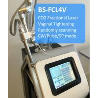 Fractional Co2 Laser Treatment Machine For Epidermis Resurfacing / Wrinkle Reduction Manufactures
