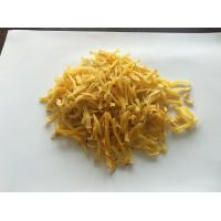 China 3x3x25mm Air Dried Sweet Potato Flakes Grade A Dehydrated Vegetable on sale