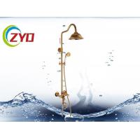 Durable Bathroom Shower Sets Light Weight 8 - 12kgs Water Pressure Manufactures