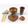 Wooden utensils, wooden chopsticks, wooden cup, wooden bowls, wooden dishes, cutlery set for sale