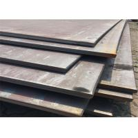 Customized Size Hot Rolled Steel Plate For All Kinds Of Lifting Crane Manufactures