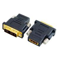 China HDMI Adapter (DVI Male - HDMI Female Adapter) on sale