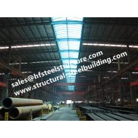 EPS Sandwich Panel Covered Prefabricated Steel Buildings Workshop And Shed Manufactures