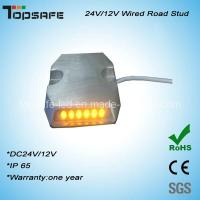 LED Aluminum Wired Road Stud with RoHS and CE Approved Manufactures