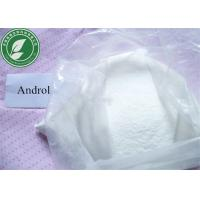 Anabolic White Steroid Powder Oxymetholone Anadrol For Fat Loss CAS 434-07-1 Manufactures
