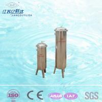 0.2um Above Ground Pool Filters With Multi Cartridges Food Industry Use Manufactures
