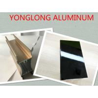 Electrophoresis Aluminum Window Screen Frame , 6060 6061 6063  Tile Trim Manufactures