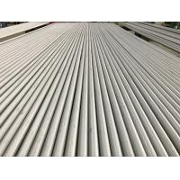 China ASME SA213-18 TP304 Stainless Steel Seamless Pipes 3/4'' 16BWG Bright Annealed on sale