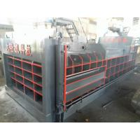 DBM -250 Horizontal Non Metal Scrap Baler Machine Bale Push Out Color Customized Manufactures