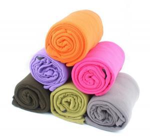 Machine Washable Soft Fleece Sleeping Bag Multiple Colors Optional Manufactures