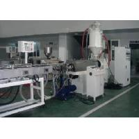 Small Diameter PVC/PA/PU Pipe/Tube Extrusion Line Manufactures