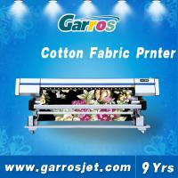 100% cotton printing fabric directly textile roll to roll printer Manufactures