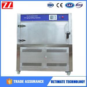 QUV UV Test Machine In Paint And Coatings , Automotive , Plastics Etc Manufactures