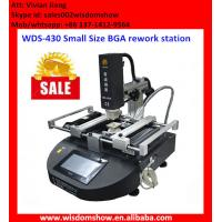 Factory direct sale!! with high quality low price WDS-430 hot air bga rework station,PC repair station Manufactures