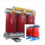11kV - 1500kVA Dry Type Transformer Self extinguishing Cast Resin Transformer Manufactures