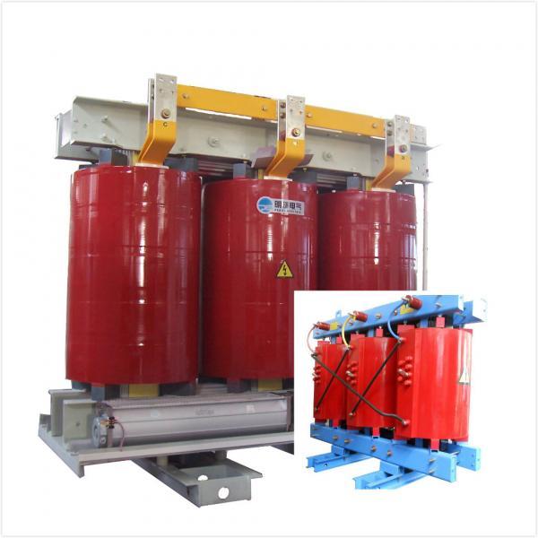Quality 11kV - 1500kVA Dry Type Transformer Self extinguishing Cast Resin Transformer for sale