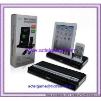 iPad iPhone Multi functional Charger Speaker iPad2 accessory Manufactures