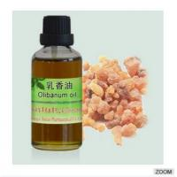 Natural Olibanum Essential Oil for Aromatherapy & Cosmetics Use Manufactures