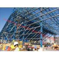 Pipe Truss/H Shape Portal Frame Industry Structural Steelwork Fabrication Manufactures