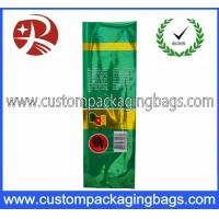 Moisture Barrier Coffee Packaging Bags With Side Gusset For Food Manufactures