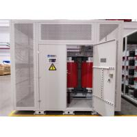 630KVA 24KV Safety Cast Resin Dry Type Transformer With IP23 Protection Enclosure Manufactures