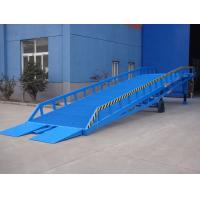 DCQY15-0.5 Hydraulic Loading Dock Levelers Excellent Stable Lift Performance Manufactures