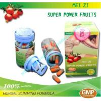 Meizi Super Power Fruits Botanical Natural Slimming Capsule For Fat Burning Manufactures