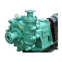 Mineral Processing Electric Slurry Pump Trash Pump Electric Wear Resistant Material Manufactures