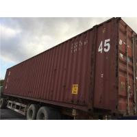 Second Hand Goods High Cube Shipping Container Steel Material Manufactures