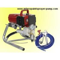 DP-6740i skid mount airless pump & Airless paint sprayer kit Titan 740i type, with brush Manufactures