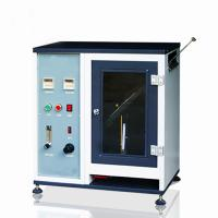 Quality Flame Frequency Meter Textile Flammability Testing GB28965 - 1998 Blue 20Kg for sale