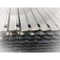 Nature Color Aluminium Extrusion Fabrication With Cutting And Milling Manufactures