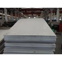China 1219mmX2438mm 430 Stainless Steel Metal Sheet 1000mm Width on sale