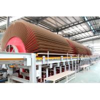 High Productivity Full Automatic MDF (Medium Density Fiberboard) Production Line Manufactures