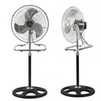China High Velocity Industrial Stand Wall Floor Fan , 18 Inch Metal Blades 3 In 1 Fan on sale