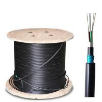 China Direct Burial Bulk Fiber Optic Cable Double Jacket Rodent Resistant Underground Duct on sale
