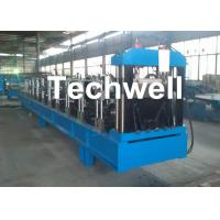 Galvanized Steel Large Span Roll Forming Machine For Arched Roof Panel , K Span Forming Machine Manufactures