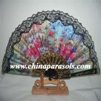 China Hand Fans Lace Fans Wedding Fans Lady Fans Party Fans on sale